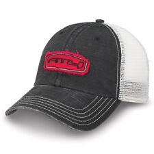 GMC AT4 Black and Khaki Mesh Hat