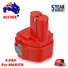 NEW 1220 Replace For Makita 12V Battery 3.0Ah Ni-Mh PA12 1222 6270D Drill AU