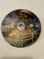 Shiren The Wanderer For Nintendo Wii - Disc Only, Tested