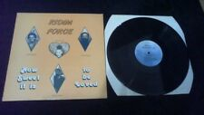 V/A RIDDIM FORCE listen HOW SWEET IT IS TO BE LOVED REGGAE RARE COLLECTORS LP