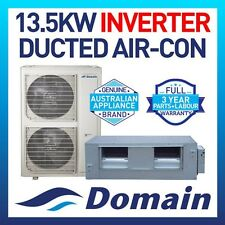 NEW DOMAIN PREMIUM 13.5KW INVERTER REVERSE DUCTED SPLIT SYSTEM AIR CONDITIONER