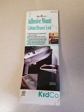 KidCo One Unit Adjustable Mount Cabinet/Drawer Lock Model # S331 (New)