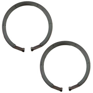 2 Two Brake Bands For Farmall Tractor MD M I O W6 58345DCX