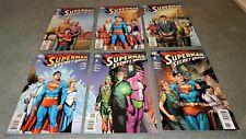 SUPERMAN SECRET ORIGIN DC COMICS # 1 - 6
