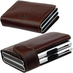 Rfid Card Case Card Protector Twinwallet TONY PEROTTI Cards Exchange Case Purse