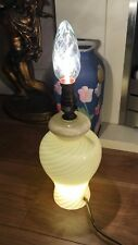 Beautiful Antique Art Deco Vintage Lamp Light
