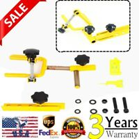 Universal Archery Bow Vise + Bow String Level Combo Tuning for Compound Bow NEW