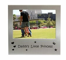"""Daddy's Little Princess Photo Picture Frame Gift 5"""" x 3.5"""""""