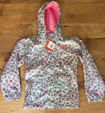 The North Face Girl's Madison Rain Shell FZ Jacket Large