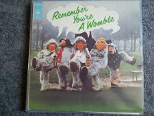 Mike Batt/ The Wombles - Remember you're a womble LP