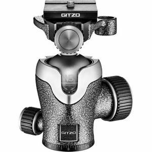 NEW! Gitzo Series 1 Center Ball Head w/ Arca-Type QR Receiver + XTRA QR Plates