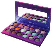 BH Cosmetics Galaxy Chic Eye Shadow Palette 18 Color Baked Eyeshadow New Free SH