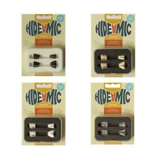 Hide-A-Mic Microphone Concealer For The Dpa 4060/4061/4062/4063/4071 - Set Of 4