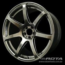 "18"" ROTA Vector Pro R 5/114.3 +35 WHEELS RIMS FORD, TOYOTA, HONDA, MITSUBISHI"