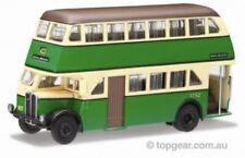 Trux 1 76 Scale 1947 AEC Regent 111 Double Decker Bus TX6G Route 433 Balmain