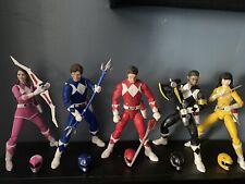 Hasbro lightening Collection Power Rangers lot