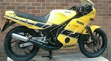 YAMAHA  RD350 F2 YPVS KENNY ROBERTS  FULL PAINTWORK DECAL KIT