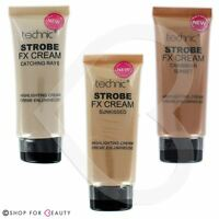 Technic Face Highlighter Strobe FX Creams Bronze, Pearl & Pink