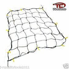 6' x 8' FOOT NYLON BUNGEE CORD PICKUP TRUCK BED CARGO HOLD NET NETTING TOP LOAD