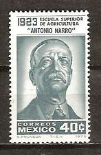 Mexico # 1053 Mnh Narro Agriculture School
