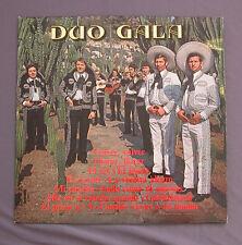 "Vinilo LP 12"" 33 rpm DUO GALA"