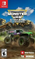 Monster Jam Steel Titans 2 for Nintendo Switch [New Video Game]