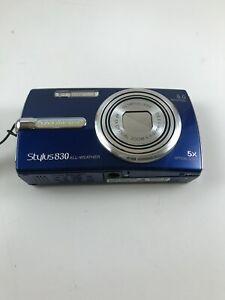 Olympus STYLUS 830 All-Weather 8.0MP 5X Optical Zoom Digital Camera