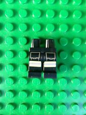 LEGO (970c00) 1x OMINO GAMBE nero black Robot? MINIFIG LEGS
