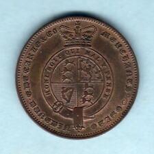 New Zealand - Token. DeCarle. 1862 1d..  Dunedin..  VF/gVF
