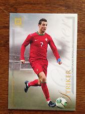 2014 Futera Unique Soccer Card- Portugal CRISTIANO RONALDO Mint
