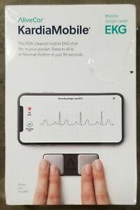 AliveCor Kardia Mobile Single-Lead EKG Detects AFiB Or Normal Rhythm In 30 Secs