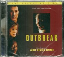 Out of Print - NEW CD - OUTBREAK - James Newton Howard - Varese Sarabande Club