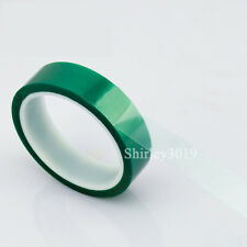 230mm*33 meters*0.06mm Green PET Film Tape, High Temperature Resistant