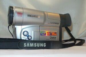 Samsung SCL906 HI8 8mm Video8 Camcorder VCR Player NTSC PAL