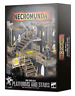 Necromunda: Zone Mortalis Platforms and Stairs - Warhammer 40k - New! 300-49