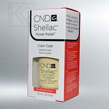 CND Shellac Soak-Off Gel Color Polish Sun Bleached - 7.3 mL / 0.25 oz - 90546