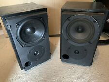 Mission 760i Stereo Bookshelf Hifi Speakers Pair Audio Monitors