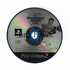 Knockout Kings 2002 (PS2, Play-Station) - Pro Rénové Disque