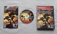 Shadow the Hedgehog (Sony PlayStation 2, 2005) Greatest Hits