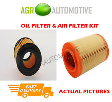 DIESEL SERVICE KIT OIL AIR FILTER FOR ALFA ROMEO 159 1.9 150 BHP 2005-11