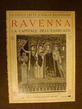 Ravenna, Capitale dell'Esarcato - Le Cento Città d'Italia illustrate