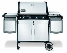 Weber Summit Silver C S/Steel NG - Available Melbourne metro only