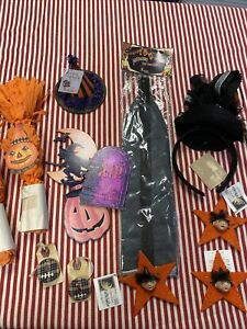 Bethany lowe halloween Primitive  Decorations Candy Container