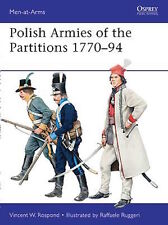 Osprey Men at arms 485: Polish Armies of the Partitions 1770-94 / NEU