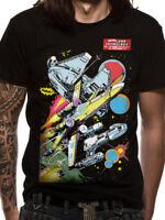 Star Wars X-Wing / Millennium Falcon T-Shirt - (Issue #1, April 1977)