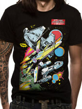 Star Wars X-Wing / Millennium Falcon T-Shirt - (Issue #1, April 1977)