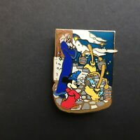 Disney Auctions P.I.N.S. - Sorcerer Mickey with Yen Sid LE 500 Disney Pin 36859