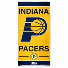 "INDIANA PACERS 30""X60"" FIBER REACTIVE BEACH TOWEL BRAND NEW WINCRAFT 👀🏀"