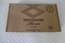 Ancienne boite coffret de cigares Voltigeurs Havane / Old box set of cigars