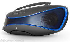 Altavoz Bluetooth Energy Sistem Music Box BZ6 + MP4 Slim 3 8GB + Home Charger